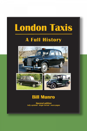 Taxi History Books